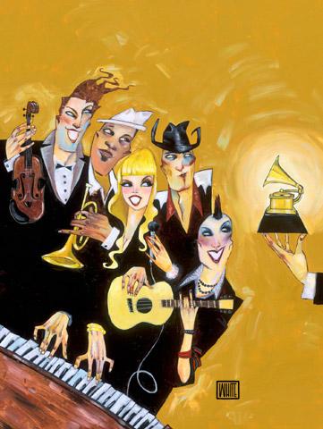 2007 Grammy's