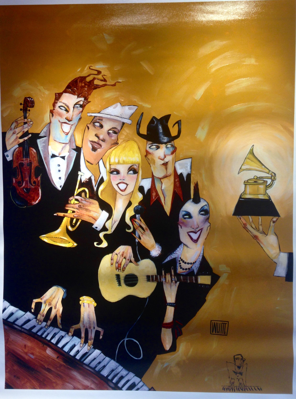 2007 Grammy's w/ Remark