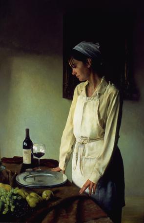 GIRL BY THE WINDOW II