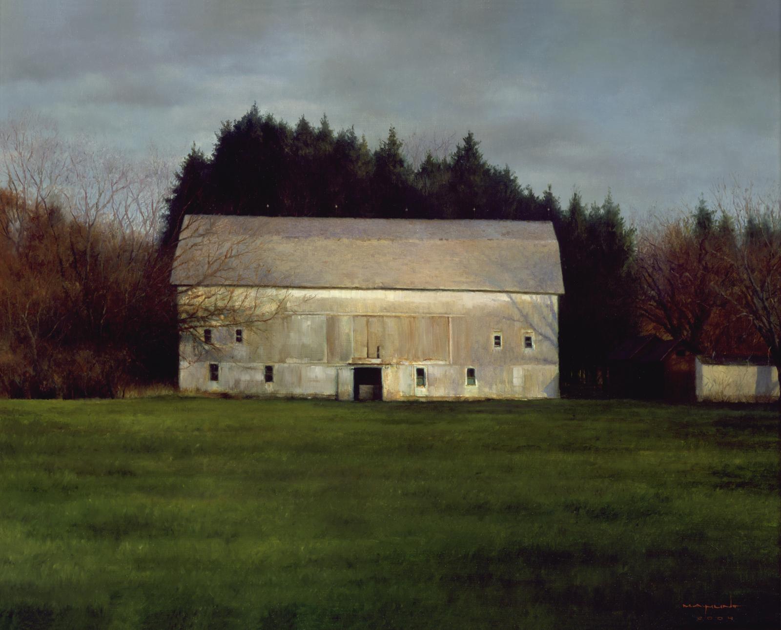 OCTOBER BARN ; 2004