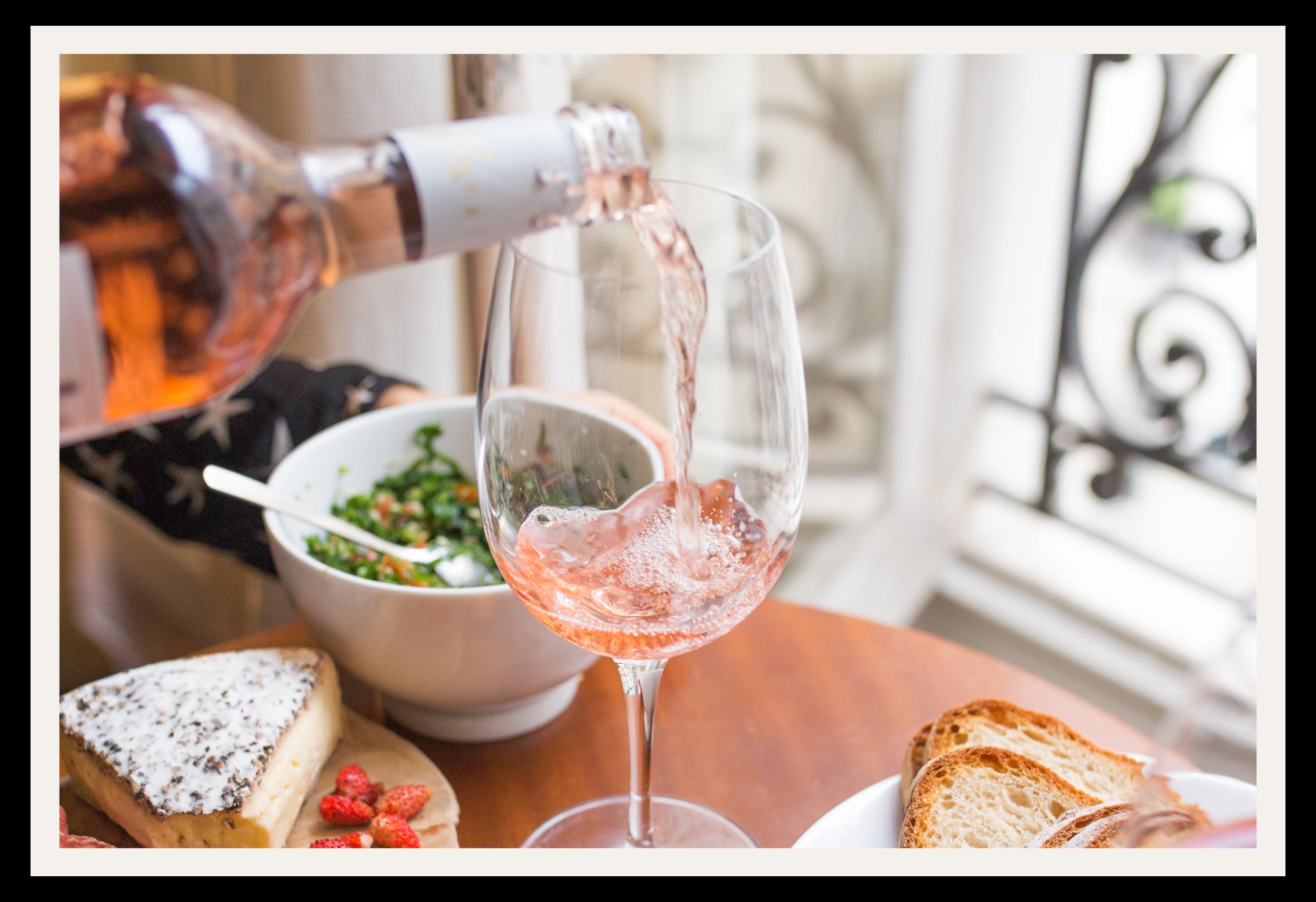 Food + Wine Photo Credit John Canelis via Unsplash