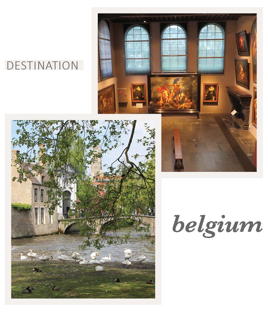 Travel to Belgium with Eileen Schlichting of Transatlantic Travel
