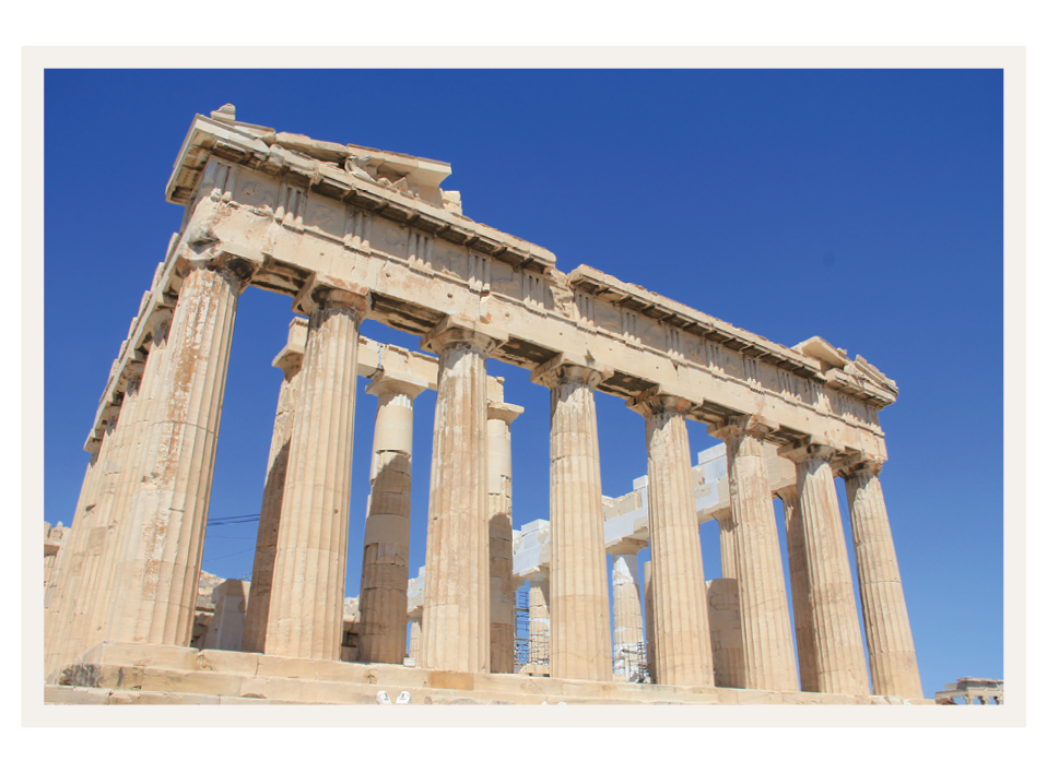 Travel to Greece with Eileen Schlichting of Transatlantic Travel.