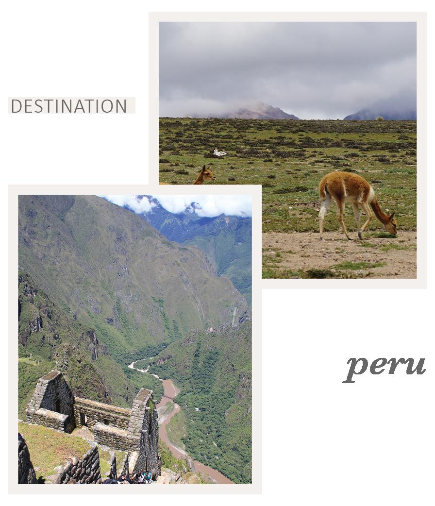 Travel to Peru with Eileen Schlichting of Transatlantic Travel