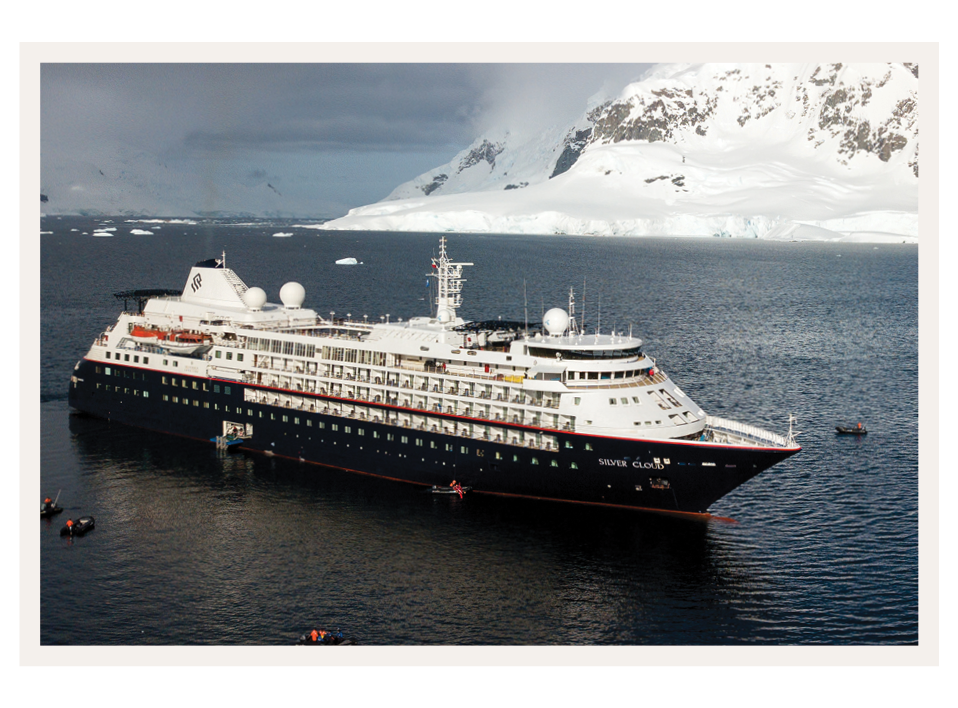 Voyage on the Silvercloud with Eileen Schlichting of Transatlantic Travel