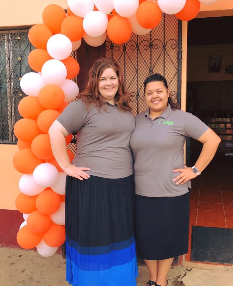 Bettina Long - International Director- House of Refuge, Leon, Nicaragua