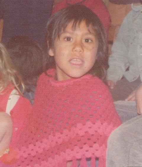 Ana Laura - Age 4