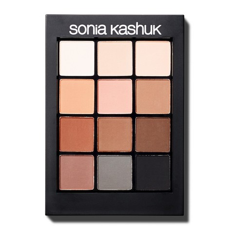 This palette is great. The colors are all very neutral and matte and they apply really nicely.