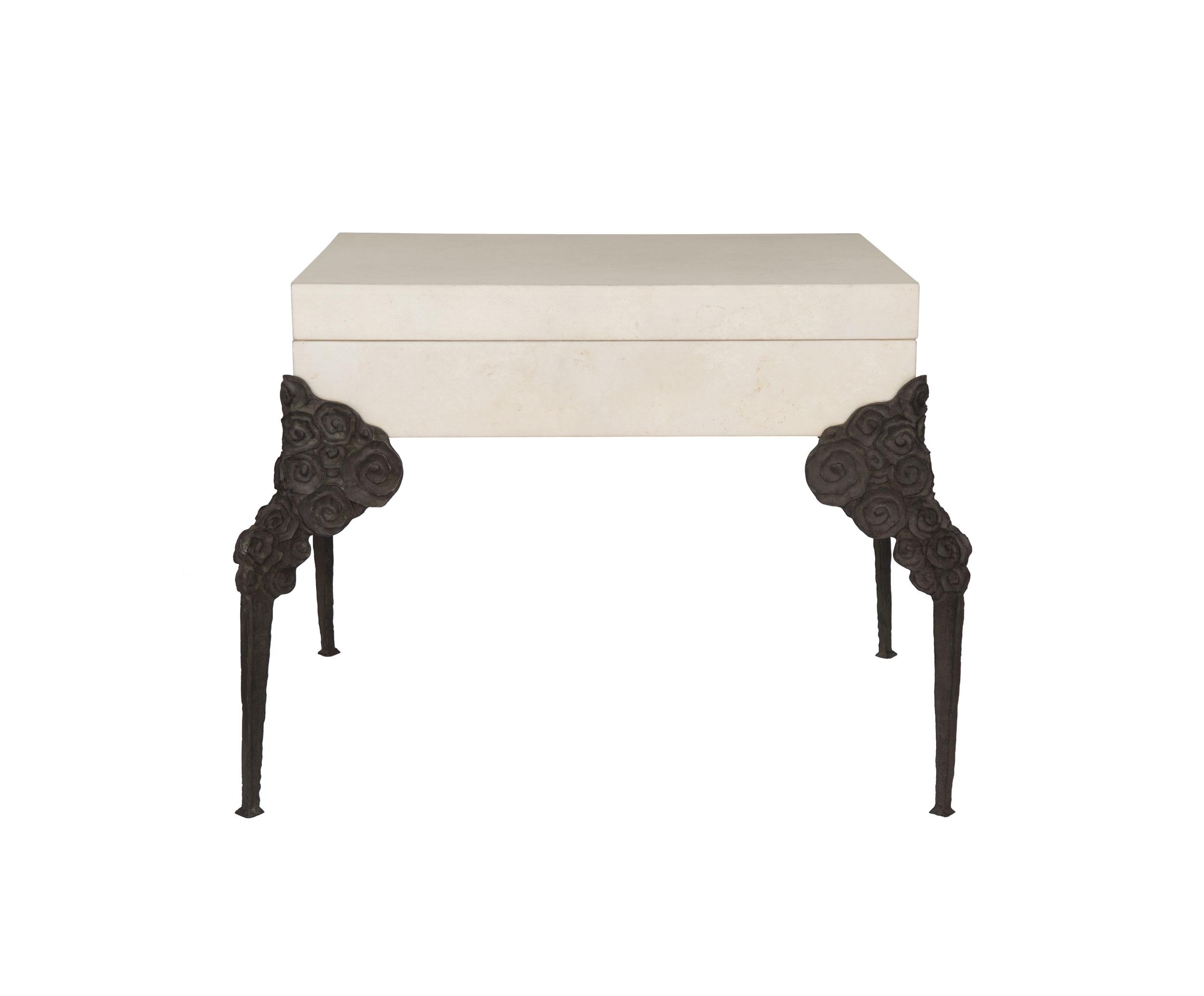 CLOUD BOX TEA TABLE