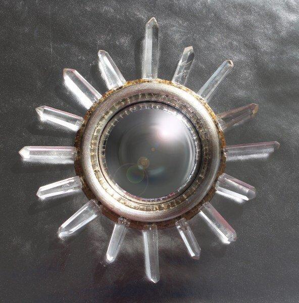 The Tiberius Convex Mirror |  More Information