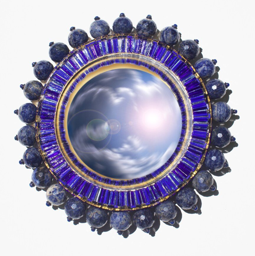 The Chartres Convex Mirror |  More Information