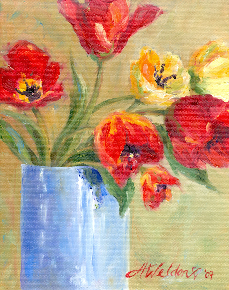 """Tulip Bouquet"""