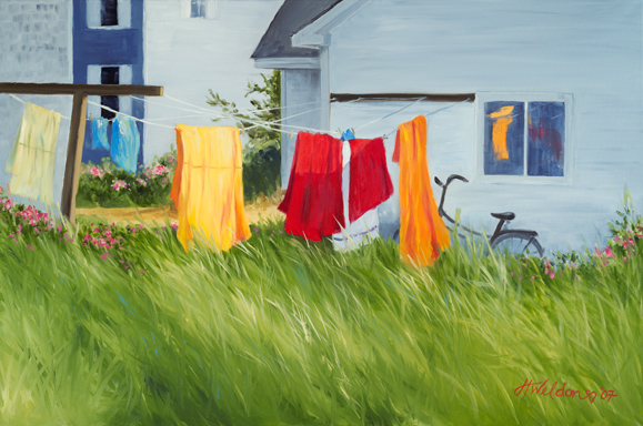 """Laundry Day"""