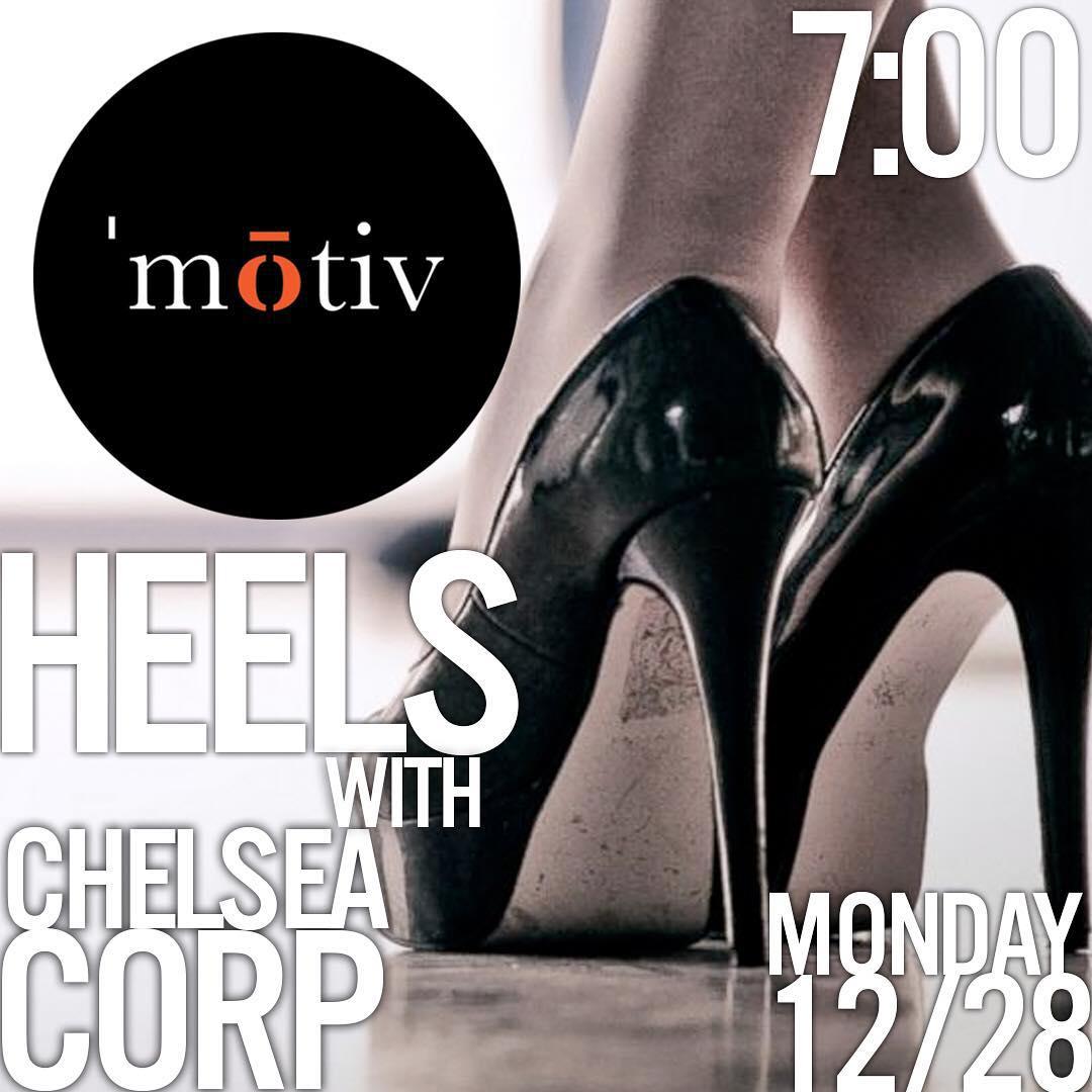 Chelsea Corp Heels Class 2015