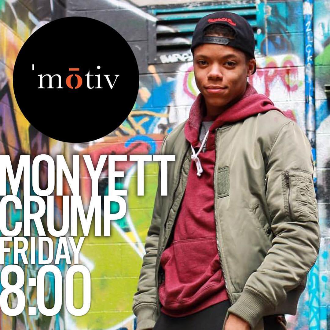 Monyett Crump Workshop