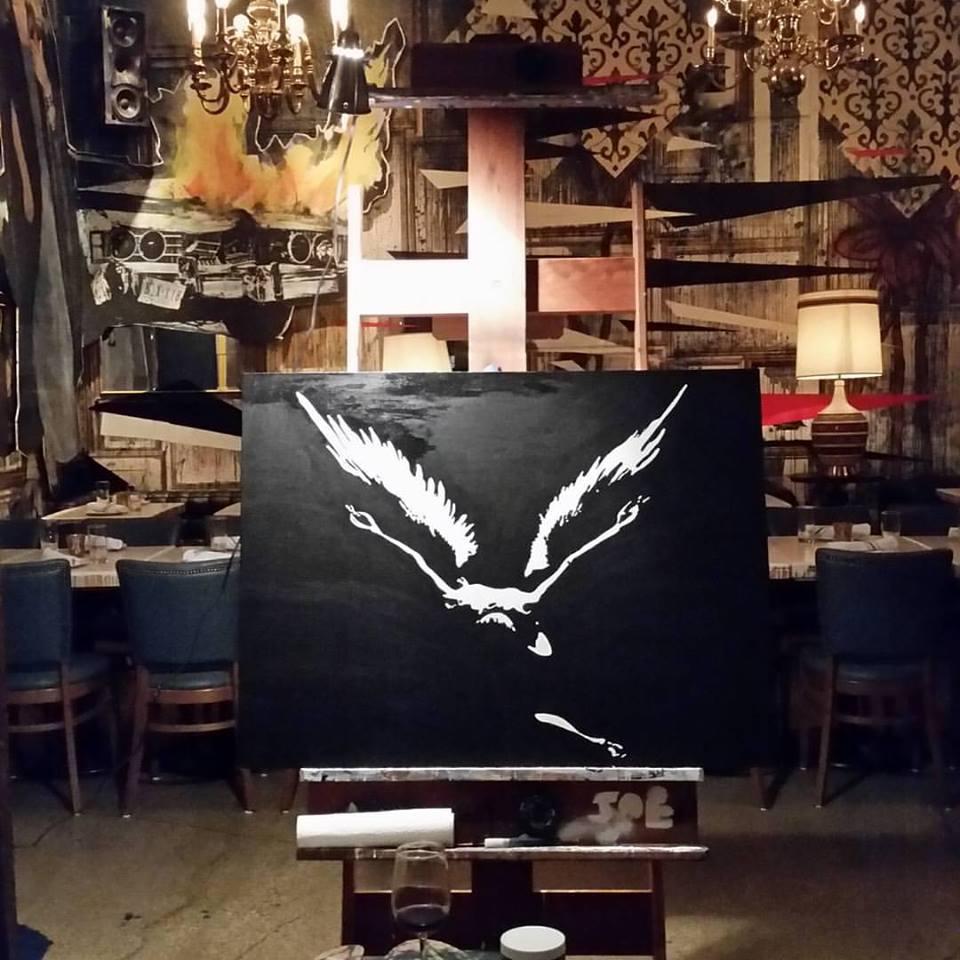 5X5 ARTIST RESIDENCY AT FMK