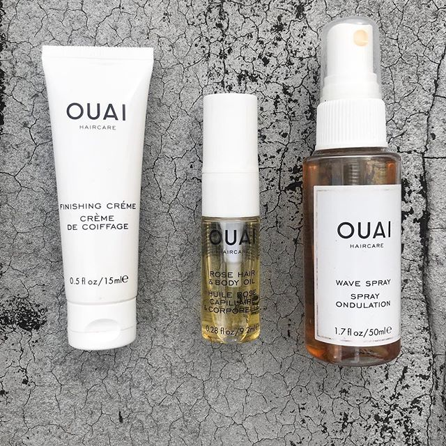 I often forget to give my hair as much love as my skin! Love these guys by @theouai