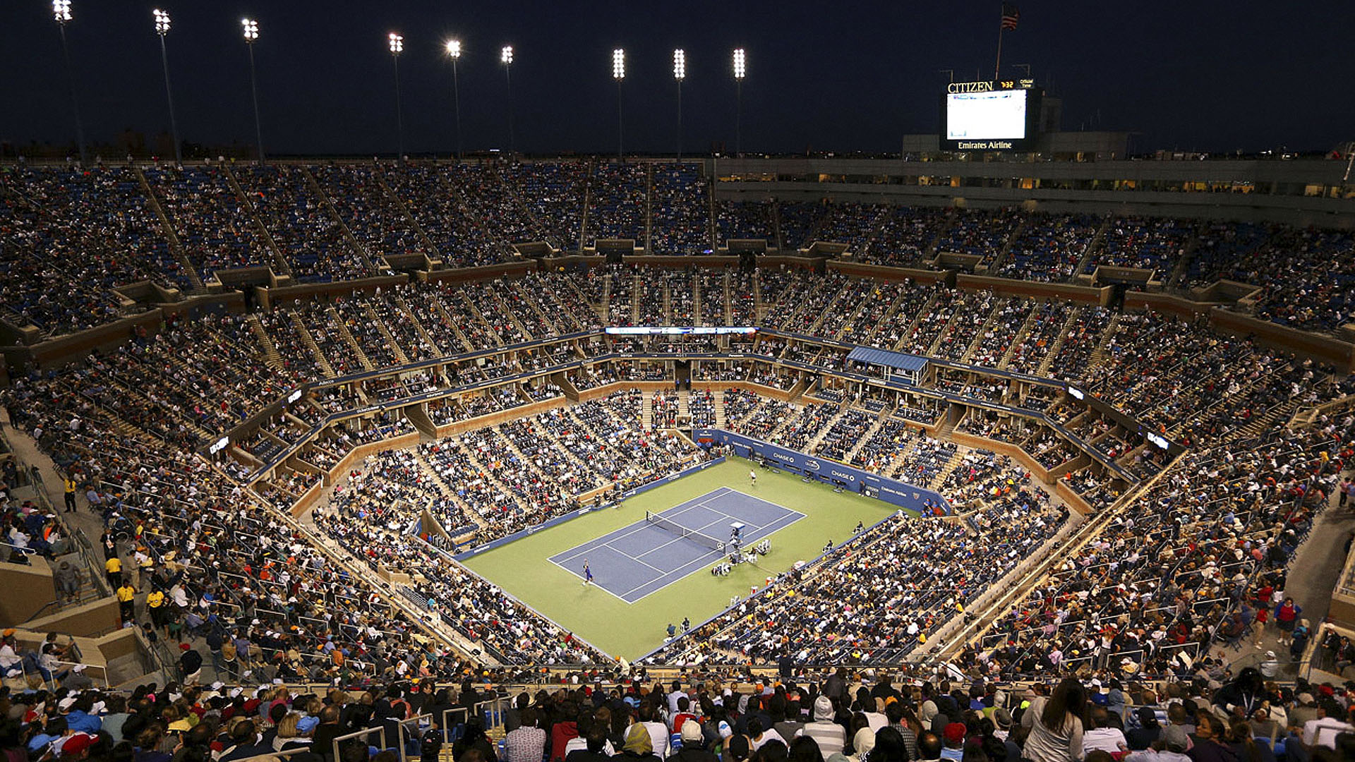 SporTV had the exclusive rightsto broadcast the US Open. - Our task was to promote the championship,in a country where tennis is an expensive sportand many social projects were facing problemsto buy equipments.