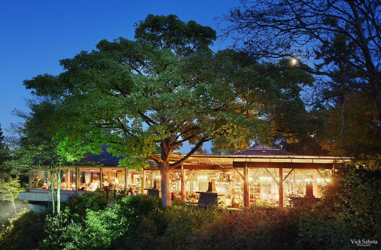 Queen Elizabeth Park Restaurant