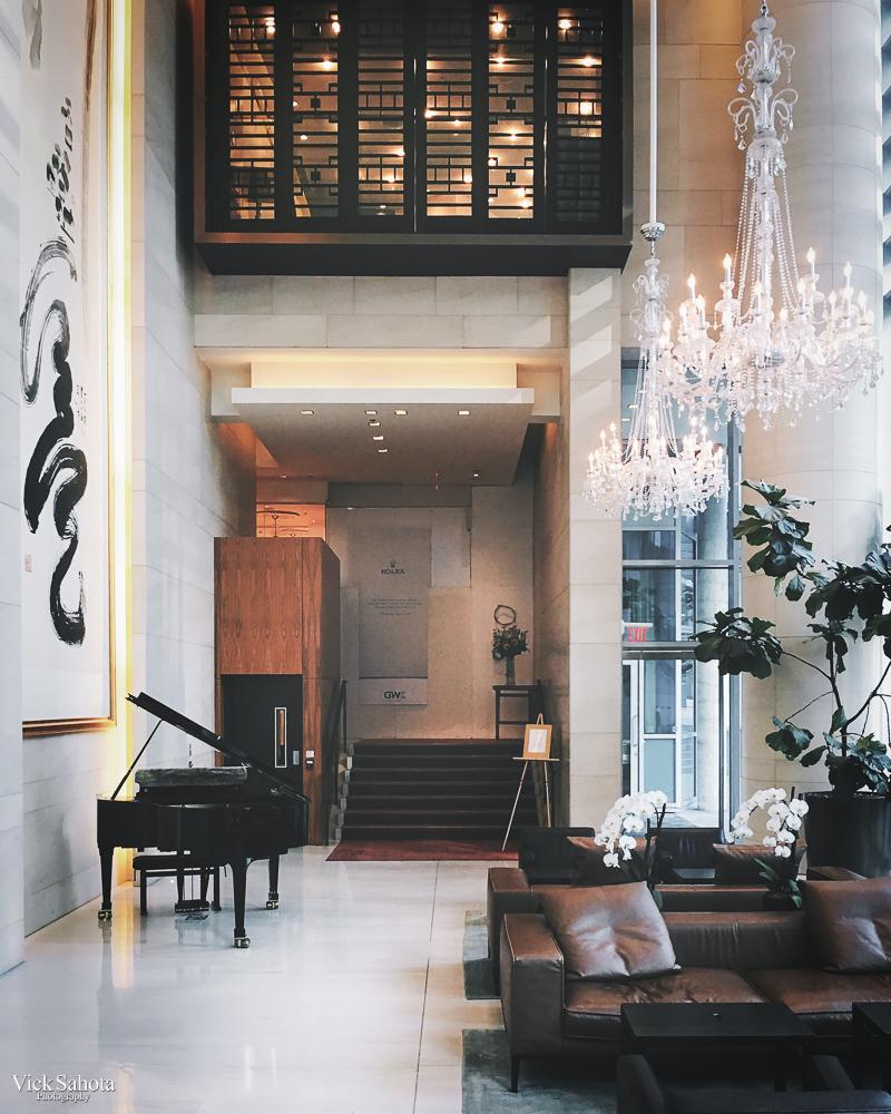 The Shangri-La Lobby