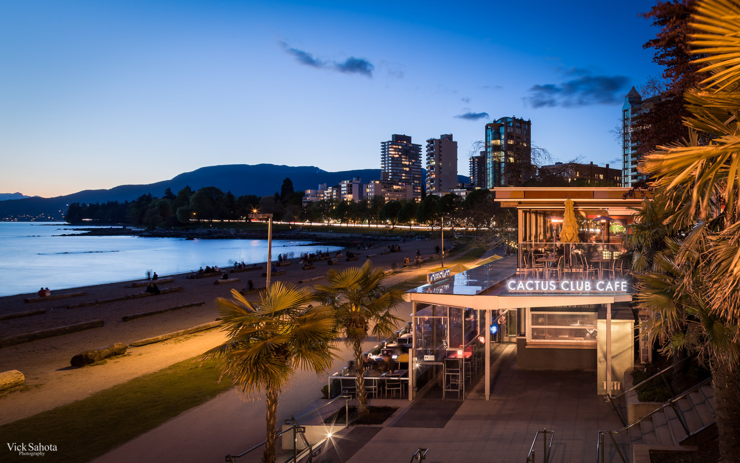 English Bay Cactus Club