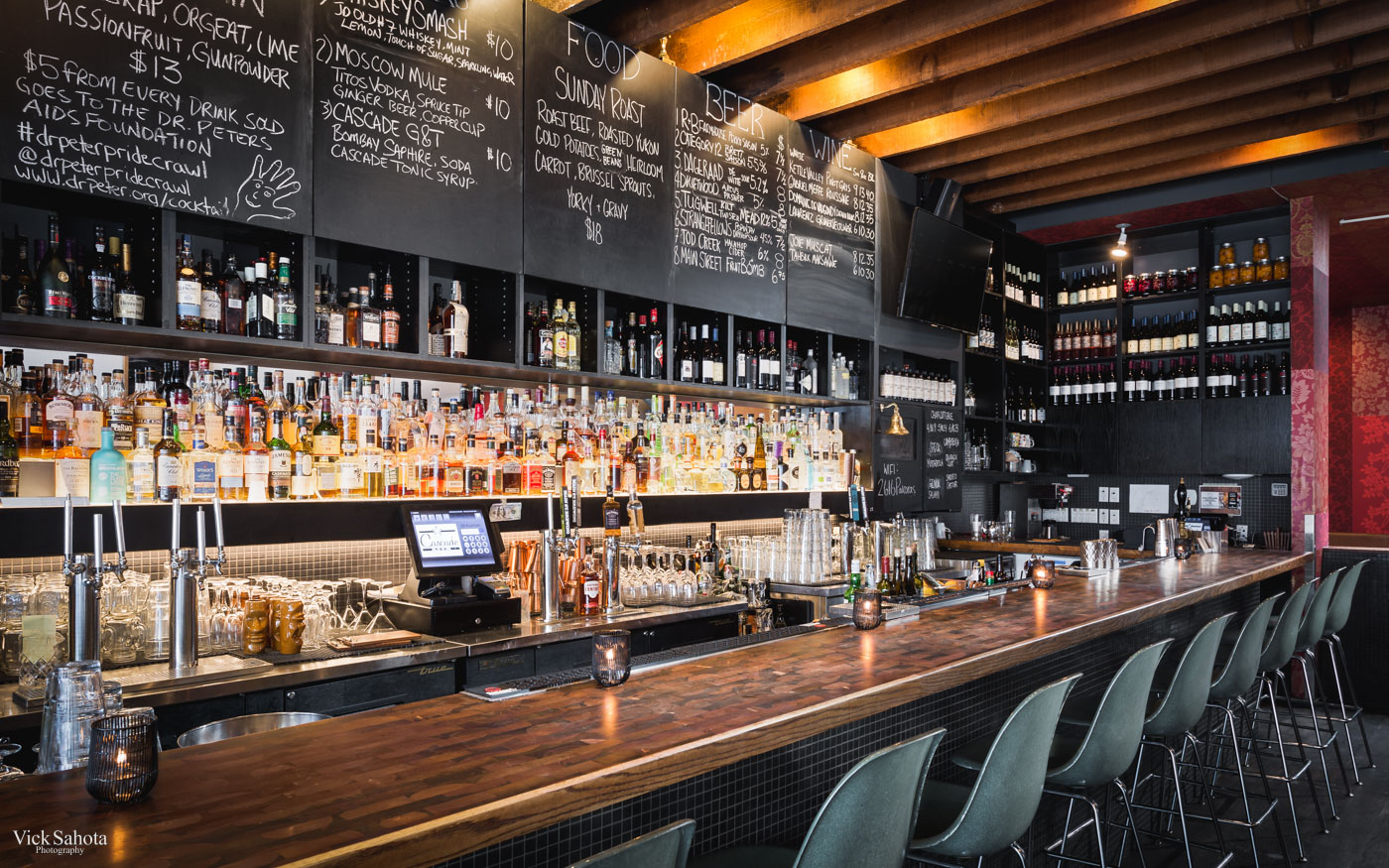 The Cascade Room Bar