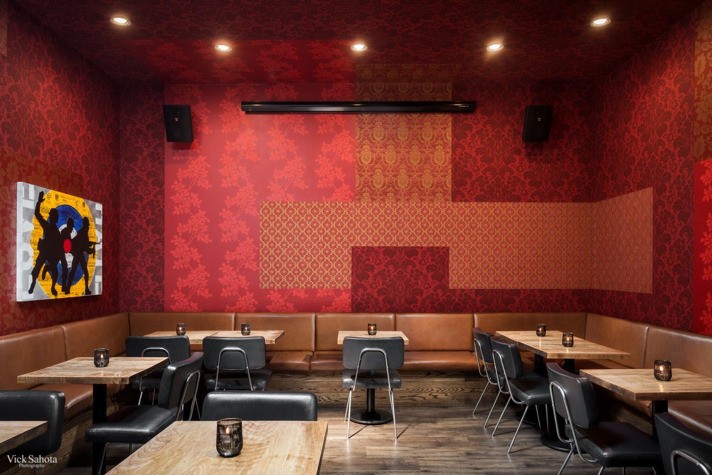 The Cascade Room Lounge