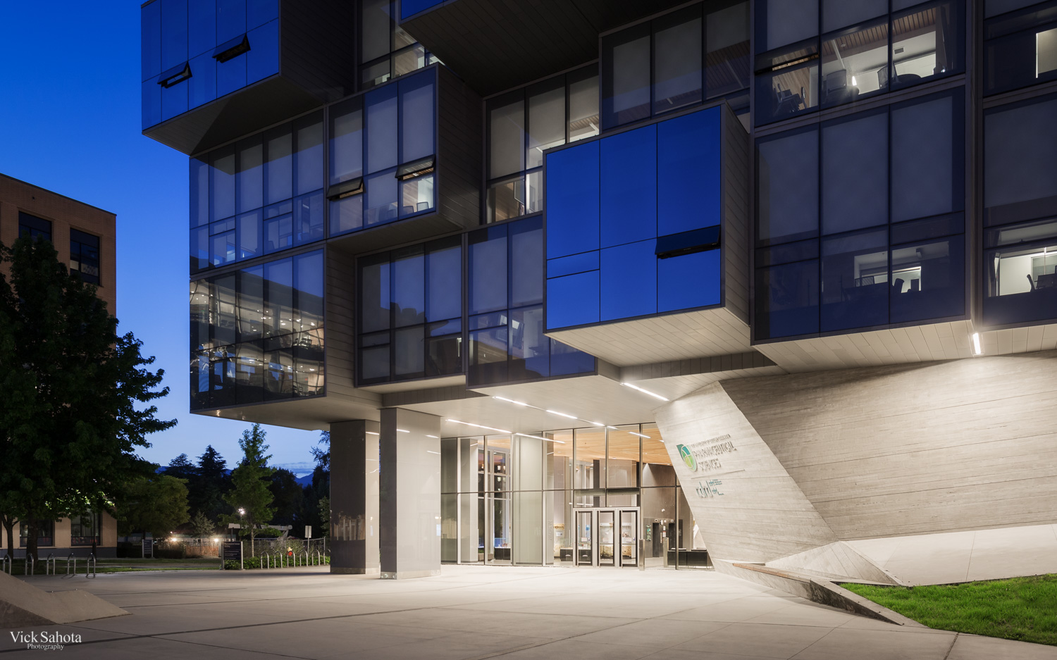 UBC Pharmaceutical Sciences Building