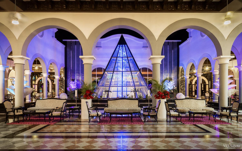 RIU Palace Cabo Lobby
