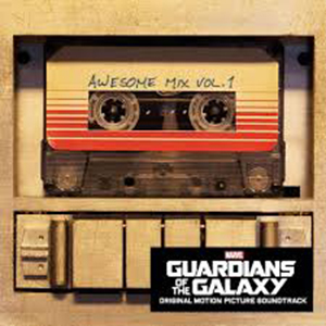 The Guardians of the Galaxy Soundtrack — Awesome Mix Volume 1