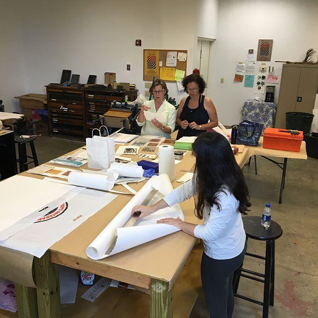 #viridisartcollective #printmaking #studiotime #editions #natureinspired