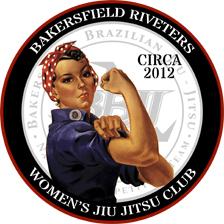 Bakersfield womens jiu jitsu