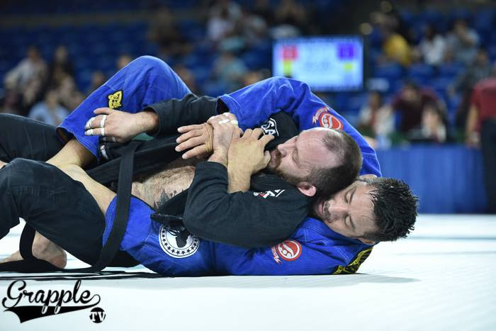 taking the back matt baker jiu jitsu