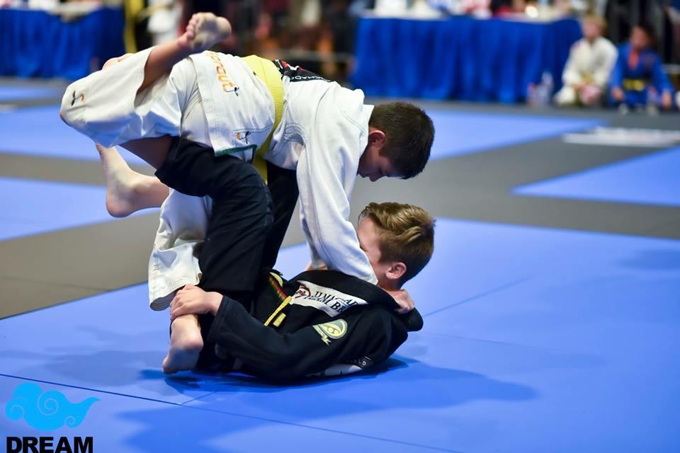 jiu jitsu kids competition