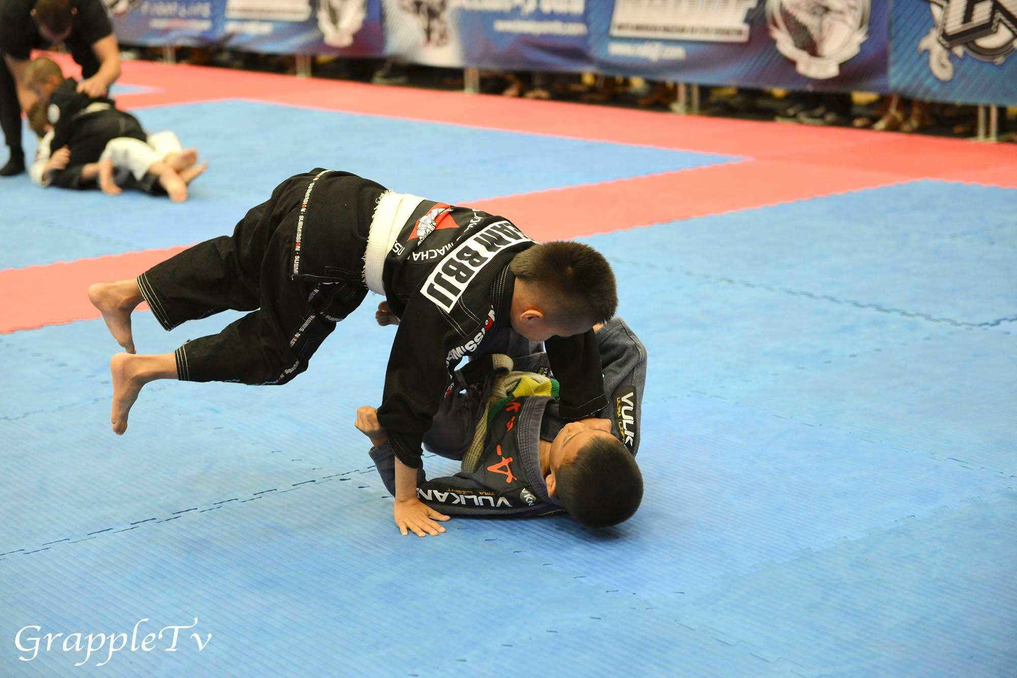 kids jiu jitsu competition