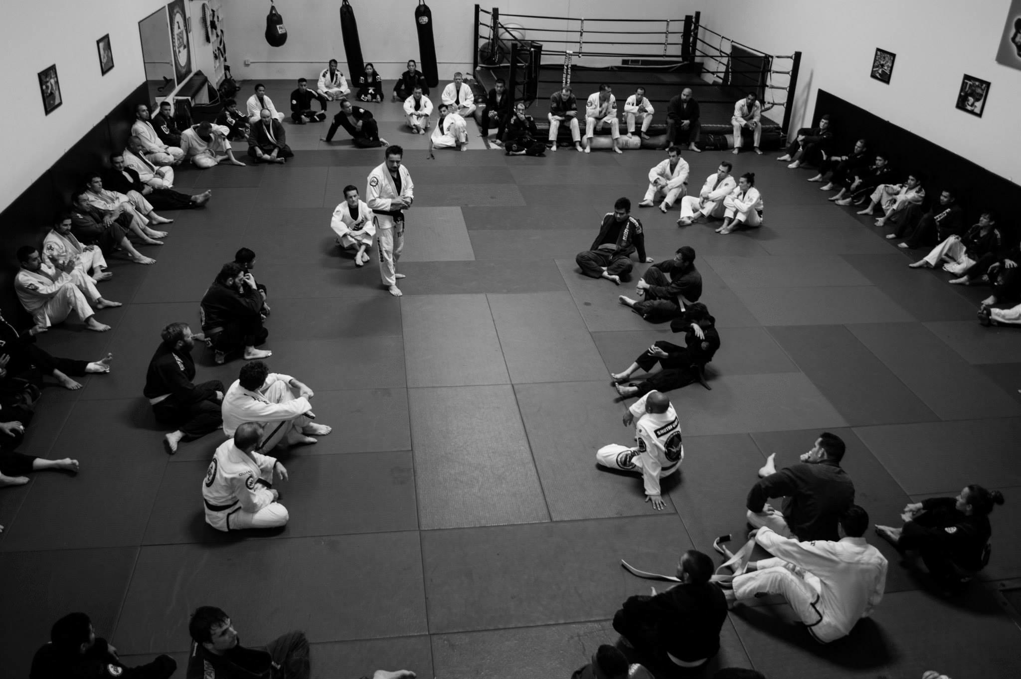 Bakersfield Jiu Jitsu class