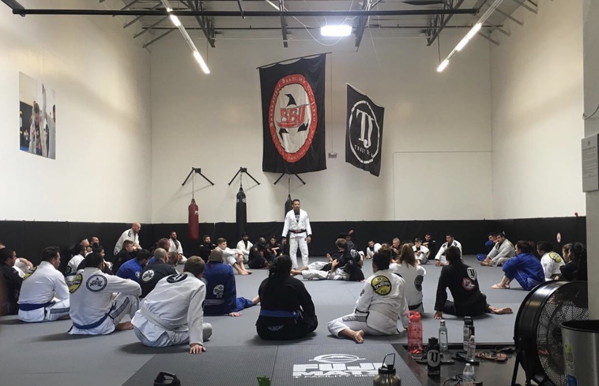 TRUJITSU Unified American Nationals Camp.