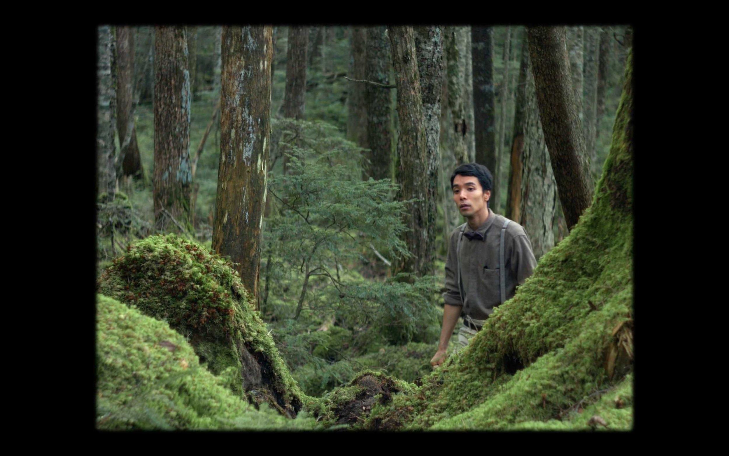 guy man forest japan cinematography hans bobanovits dop tokyo japan