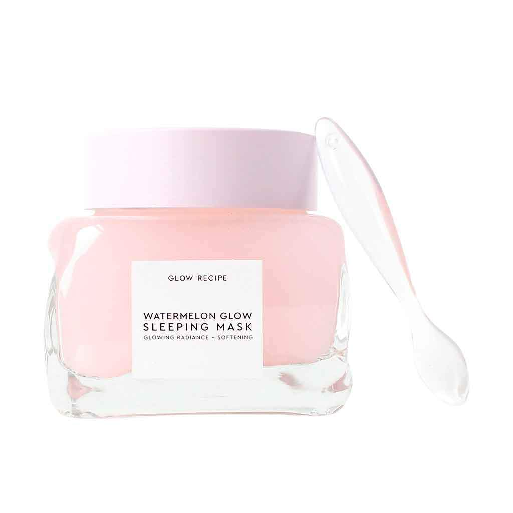 Glow Recipe Watermelon Glow Sleeping Mask - My go-to sleeping mask expired, and I've been on the hunt for another good one. This one has stellar reviews!