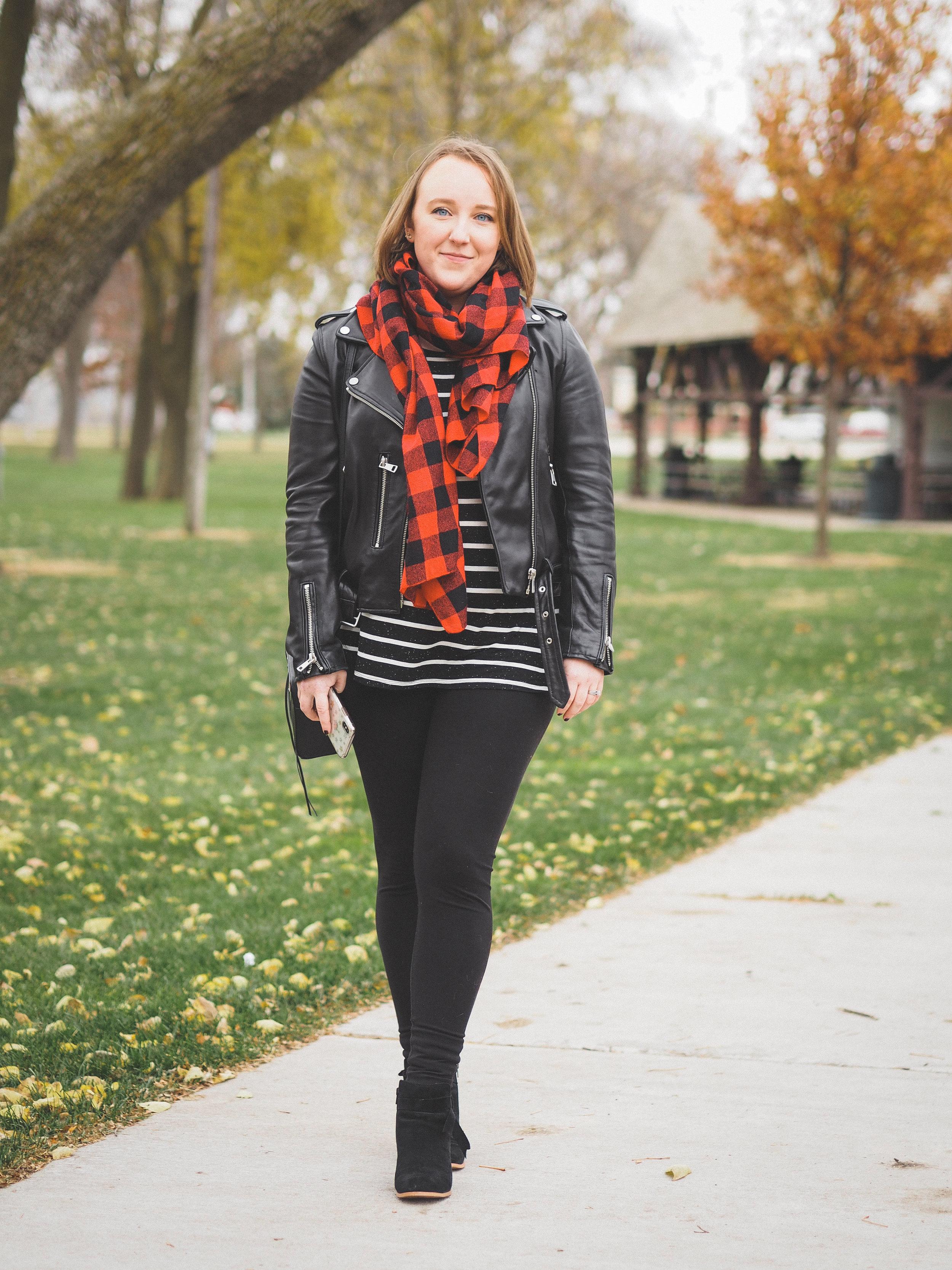 buffalo-plaid-scarf-leather-jacket-7.jpg