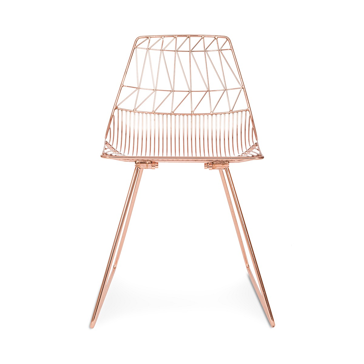 Bend Lucy Side Chair Copper $540