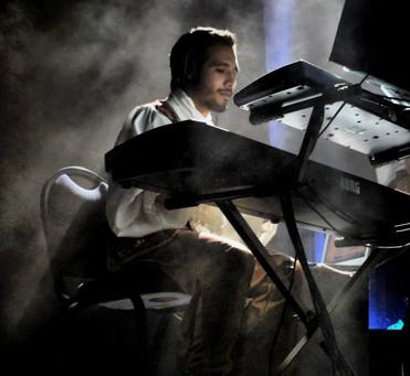 Emmanuel Vieyra - piano