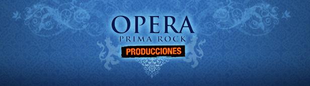 OPERA PRIMA ROCK en Argentina