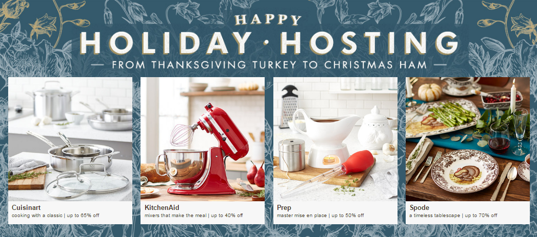 Holiday Campaign   zulily Fall '16