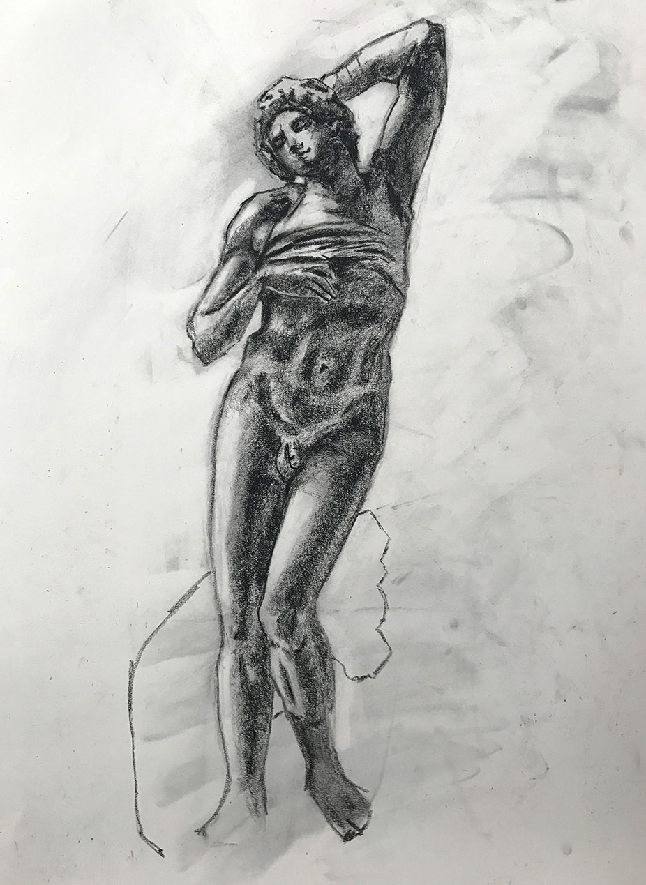 Master Copy - Sculpture Study