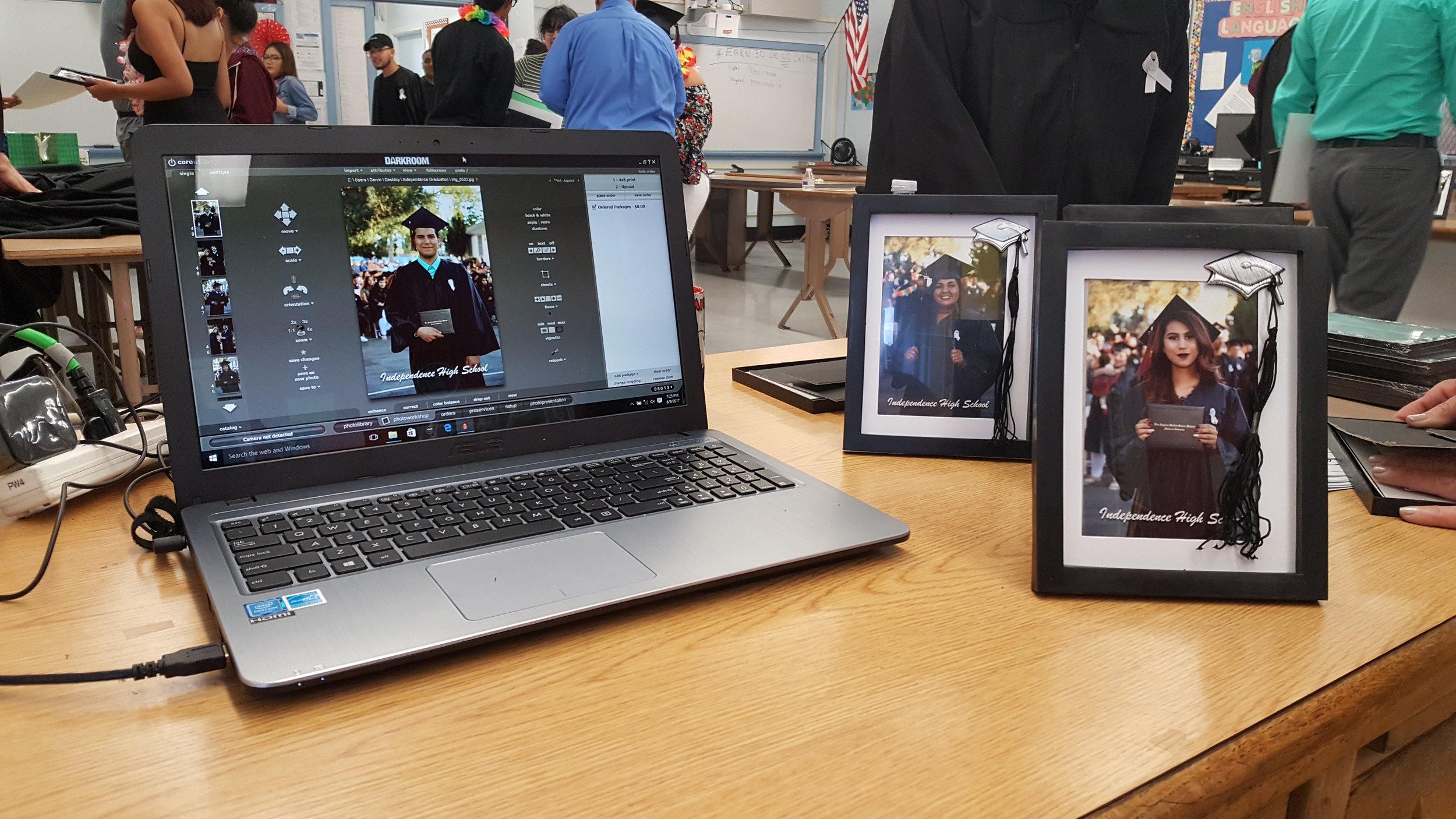 Event Photos for Graduation