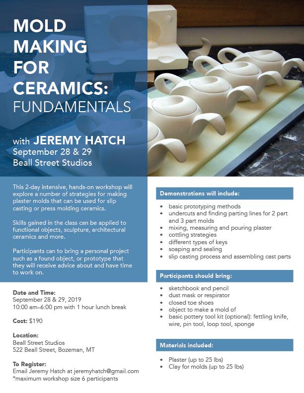 Mold Making - Fundamentals 2019 - flyer.jpg