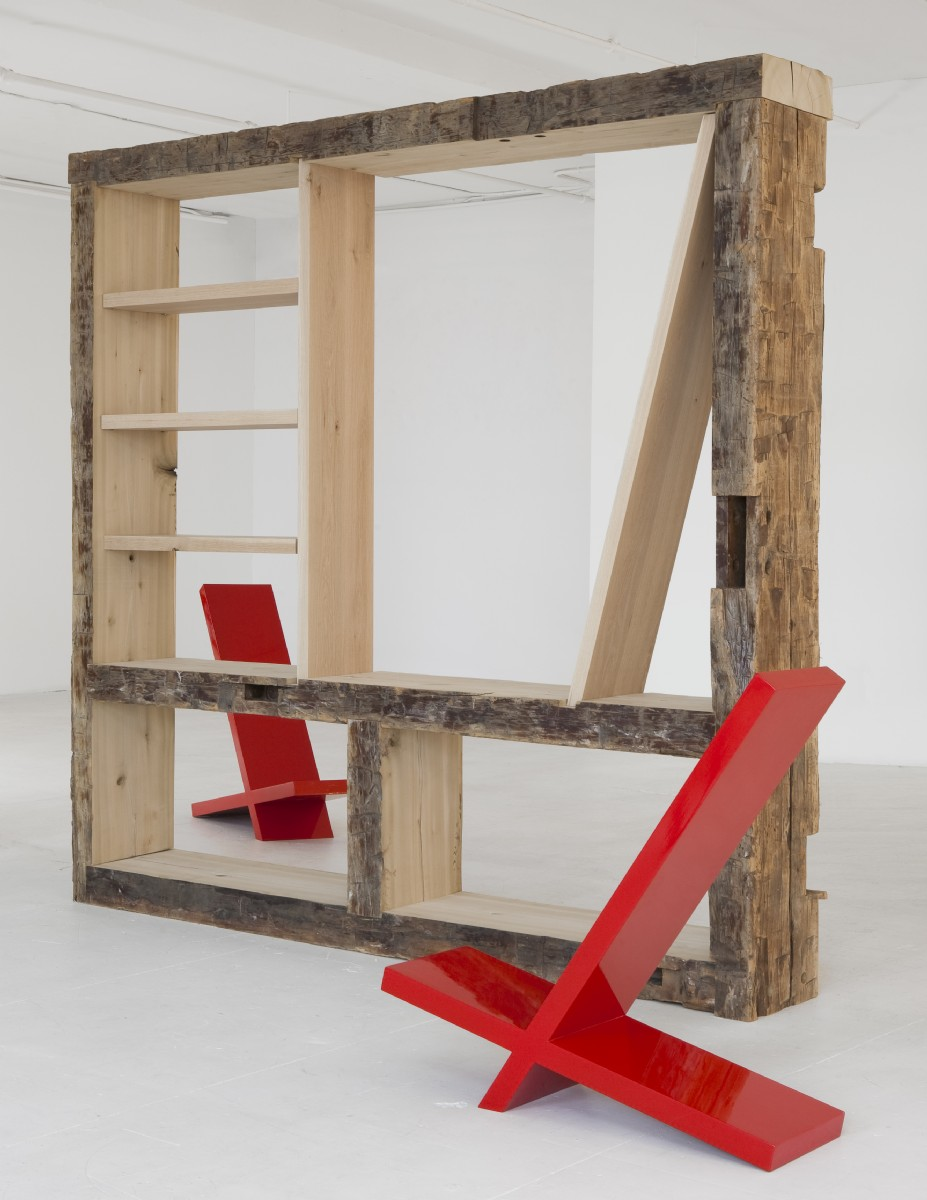 BOOKHAUS + RED JACKS CHAIRS
