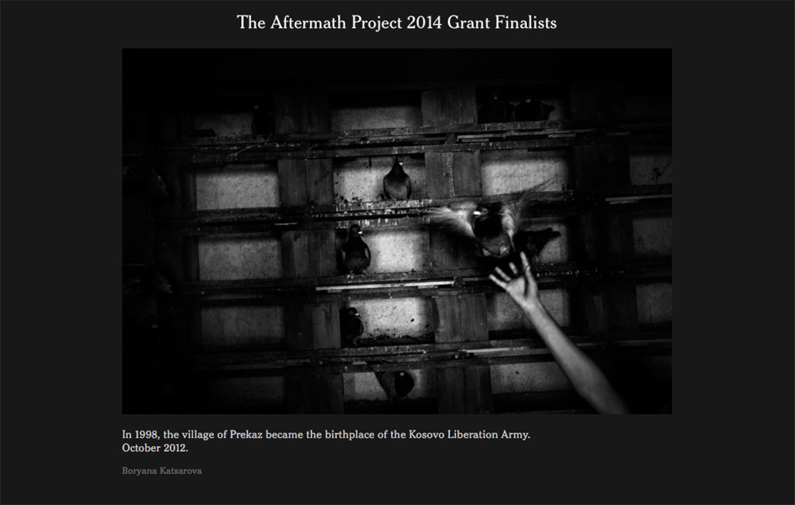 The Aftermath Project_Finalist_NYT