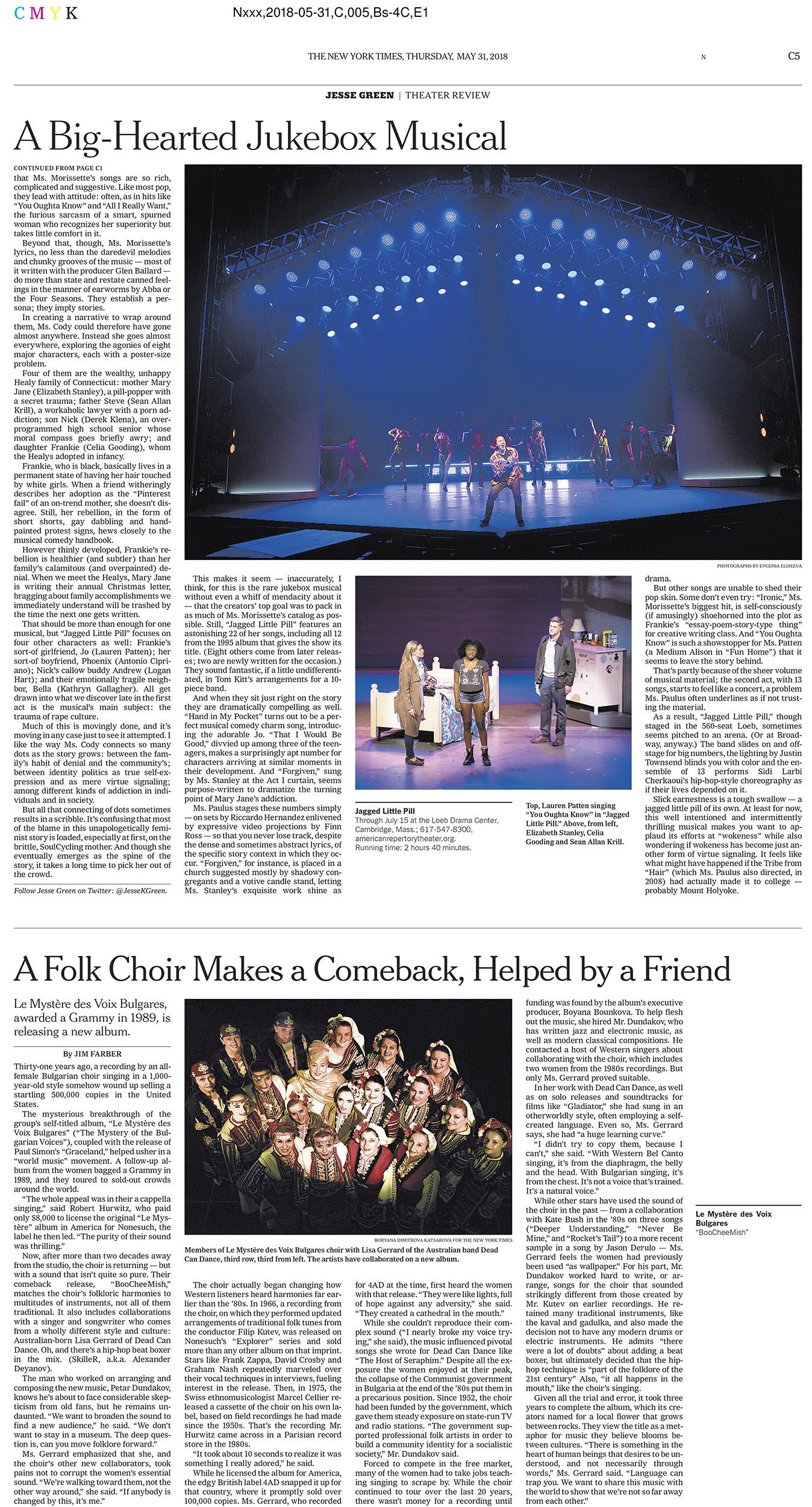 NYT#NYTimes#05-31-2018#NewYork#1#CulInside4#1#cci